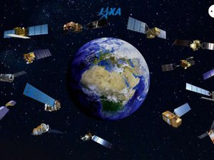 Read article: Space agencies join forces to produce global view of COVID-19 impacts